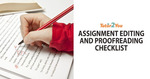 assignment editing and proofreading for primary and secondary students | Tutor2You