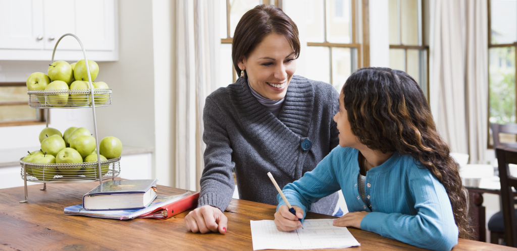 In home tutoring