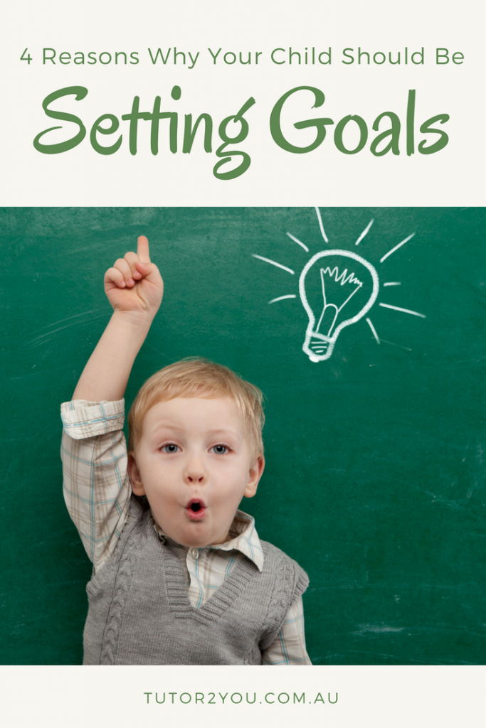 Importance of Setting Goals for your Child | Tutor2You