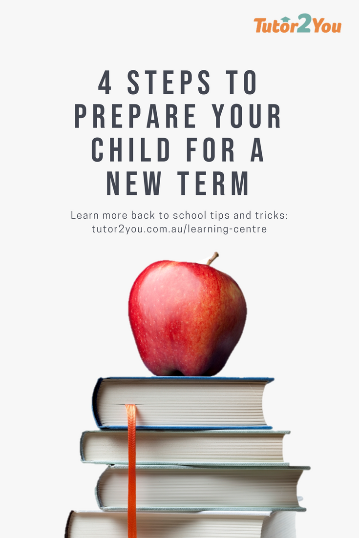Tips to prepare your child for a new school term | Tutor2You