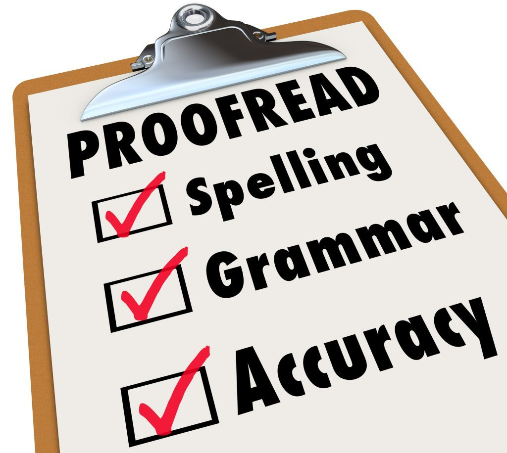 Proofreading deals with a very close check up of assignment when it comes to spelling, grammar, and accuracy | Tutor2You