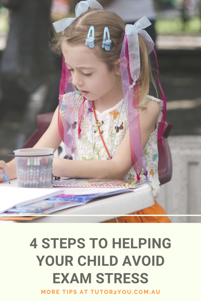 4 steps to helping your child avoid exam stress | Tutor2you