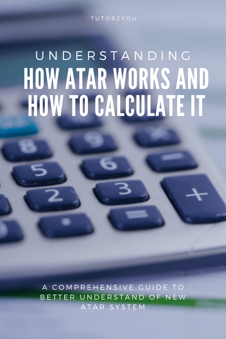 Understanding How ATAR Works and How to Calculate it